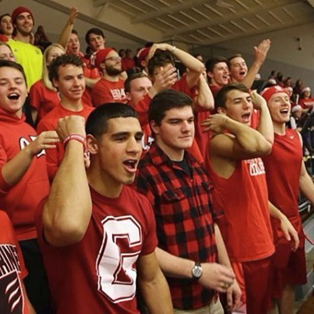 The Grove City Men&rsquo;s Basketball team wins at home against Mount Aloysius at the inaugural Red Out! Final score 74 - 50.<br> <div><br> </div>